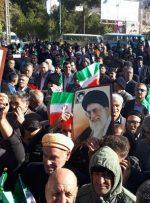 برگزاری راهپیمایی «حمایت از اقتدار و امنیت کشور» در آبادان و خرمشهر