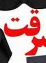 دستگیری سارقان کابل برق در بهمئی