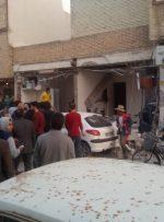 انفجار یک واحد مسکونی در بندر امام خمینی