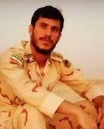"""پیام تقدیر و تشکر خانواده محترم شهید """"مقداد بویر"""" از مردم و مسئولان"""